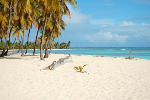 Canto de la Playa, the most beautiful beach on Saona Island