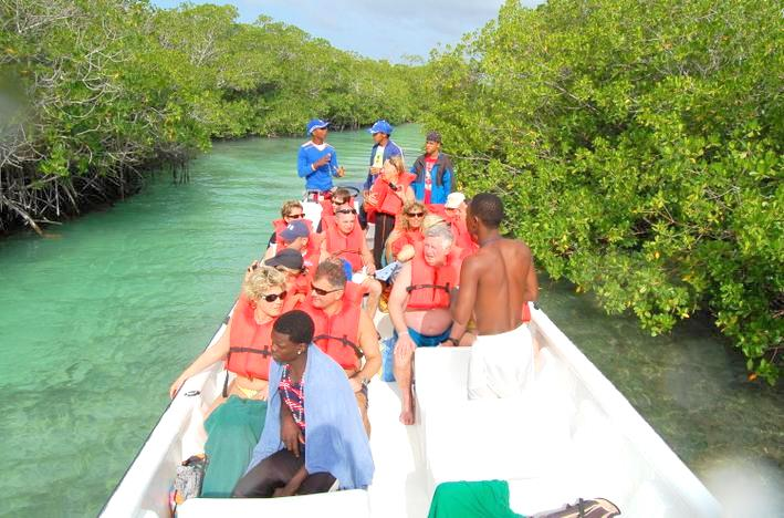 Cruising-the-mangroves-near-Saona