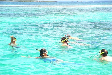 The-Piers-the-best-snorkeling-of-Saona