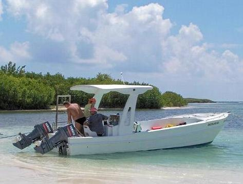 explorer-boat-for-private-charter-from-punta-cana